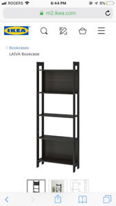 Bookshelf - IKEA LAIVA