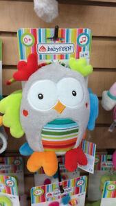 Hibou Musical acheter chez bebe maude 15$ ferme aucune reservati