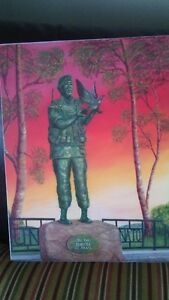 """""""In The Service Of Peace"""" Print St. John's Newfoundland image 2"""