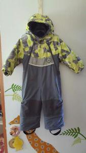 Perlimpinpin Snowsuit size 2T