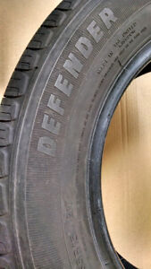 Michelin Defender Tire 195/65R15