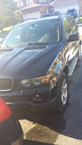 2005 BMW X5 SUV, Crossover.VERY GOOD CONDITION
