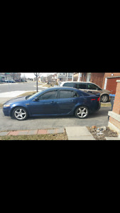 2004 acura tl etested