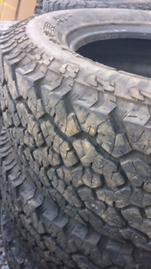 LT35X12.5R18 GENERAL ALL TERRAIN TIRES