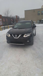2016 Nissan Rogue Sv awd lease transfer