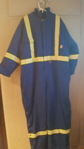 3 XL Pioneer insulated FR coveralls