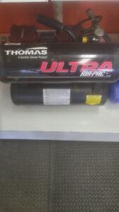 Compresseur THOMAS ultra-pac t-2820st z BON ETAT