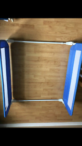 First years double bed rail (adjustable)