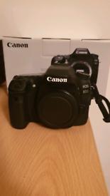 Canon 80D plus extras