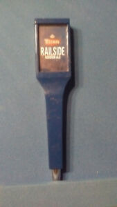 Collectors draft tap handle