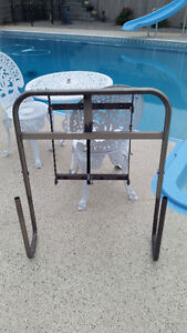 Hot Tub Lid Cover Caddy Lifter