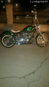 Harley 72 xl 1200 2013