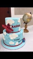 Custom Cakes - Wedding, Birthday and Special Occasion