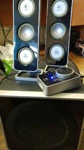 Logitech Z4 Speakers