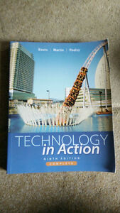 Technology in Action: 9th Edition Kitchener / Waterloo Kitchener Area image 1