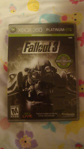 REDUCED PRICE!!! FALLOUT 3 - XBOX 360 GAME