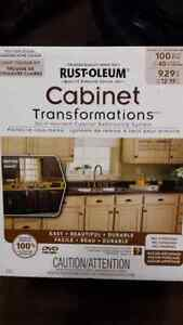 Rust-Oleum Transformations Color Cabinet Kit (9-Piece)
