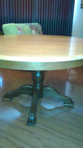 Birch Table. Shelburne. Free delivery.
