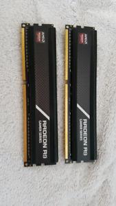 Radeon R9 Gamer Series Ram