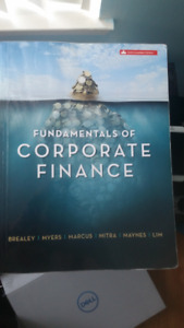 Fundamentals of Corporate Finance - 6th Canadian Edition