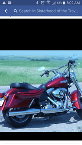Dyna switchback      beautiful condition