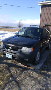 2003 Ford Escape for sale $2000 OBO MUST SELL!