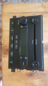 Stock ford stereo f150 fx4 2005