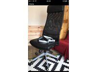 MARKUS Adjustable, Swivel professional office chair, (IKEA)