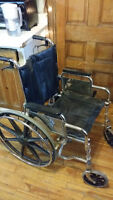 Wheelchair ( inclinable)