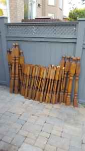Cedar Spindles and Posts