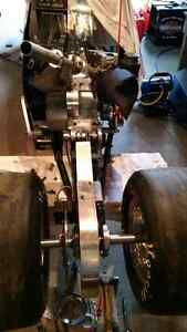 Jr dragster motor work...and parts Strathcona County Edmonton Area image 2