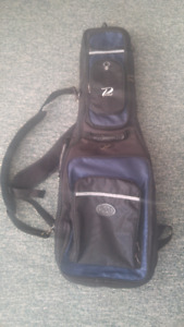 Profile 906 Deluxe Electric Guitar Gig Bag Padded Soft Backpack