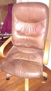 Quality Leather Office Chair