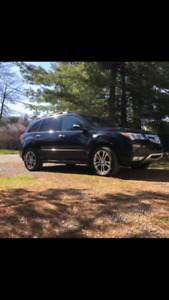 2009 Acura MDX Elite tech. Full