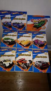 Livres Hot wheels