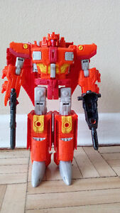 $35.00 Or Best Offer Transformers TR Voyager Sentinel Prime