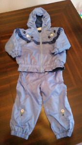 Fall/spring jacket and pants -size 24 months