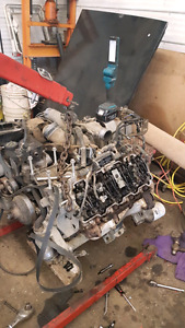 Chevy gmc 6.6 LB7 durmax motor parts