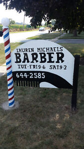 Laurenmichaels Barber London Ontario image 1
