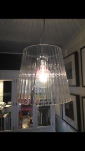Contemporary Italian Murano Glass Pendant