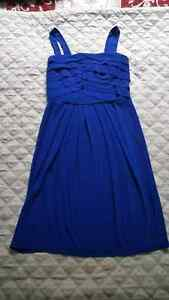 Blue dress - size small