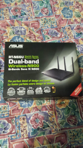 ASUS DUAL BAND RT-AC66U ROUTER