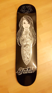 Mike Giant Tribal Gear Skateboard deck
