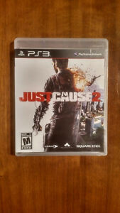 PS3 RPG: Assassin's Creed, Infamous, Just Cause, Rage, Uncharted