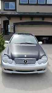 2002 Mercedes-Benz C-Class CLK230 Kompressor Coupe (2 door)