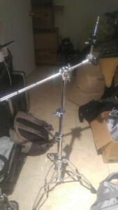 DW 9000 cymbal stands