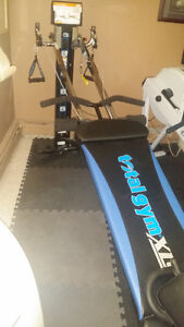 Total Gym-XLS, Attachments and Exercise Videos - 50% off new Regina Regina Area image 2