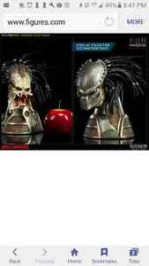 WTB: sideshow collectibles wolf predator LSF headsculpt