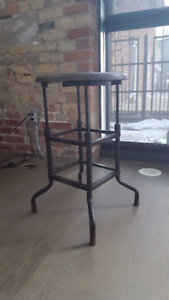 MINT CONDITION RH FACTORY STOOLS (4)