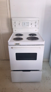 Fridge and Stove $100 Firm PU ONLY Foxboro